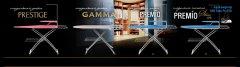 Гладильные доски GAMMA & PREMIO & PRESTIGE